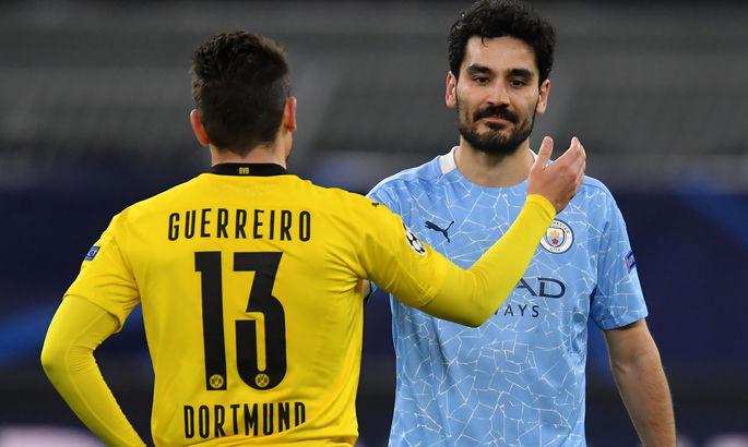 Гюндоган рассказал, как из-за турецкой фамилии ему не хотели сдавать квартиру в Дортмунде