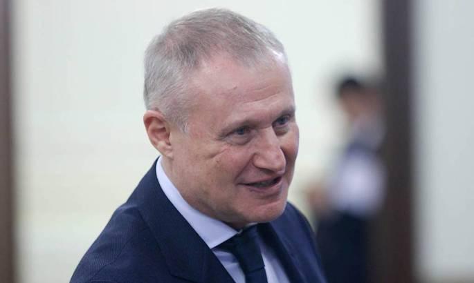 Григорій Суркіс: У захваті від того, що Ярославський вирішив повернути бренд Металіста