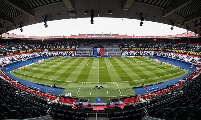 ПСЖ и Манчестер Сити объявили стартовые составы на первый матч полуфинала ЛЧ