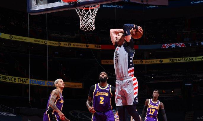Алей-уп Леня – в топ-10 моментів дня в НБА. ВІДЕО