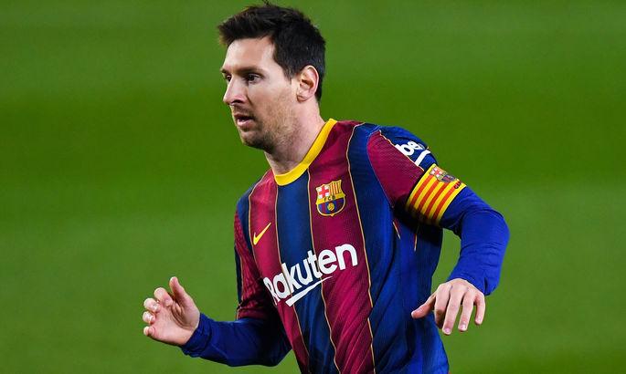 Барселона предложила контракт Месси до 2023 года