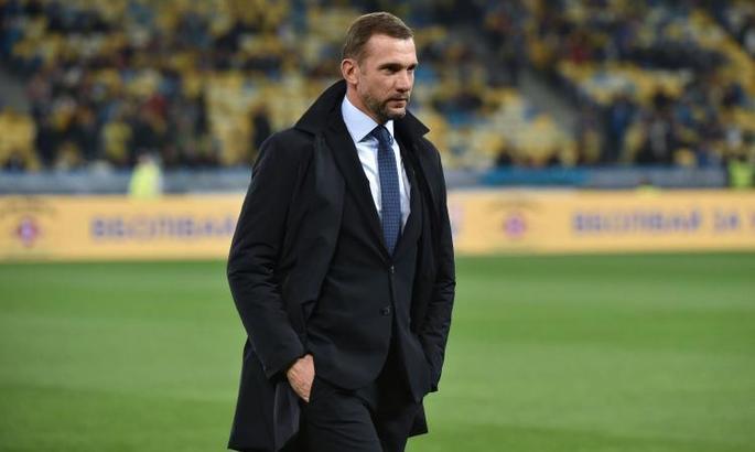 Шевченко рассказал, почему для первого спарринга сборной Украины выбрали именно Бахрейн