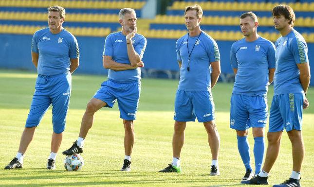 Украинские легионеры вернутся в расположения сборной перед Евро-2020 последними