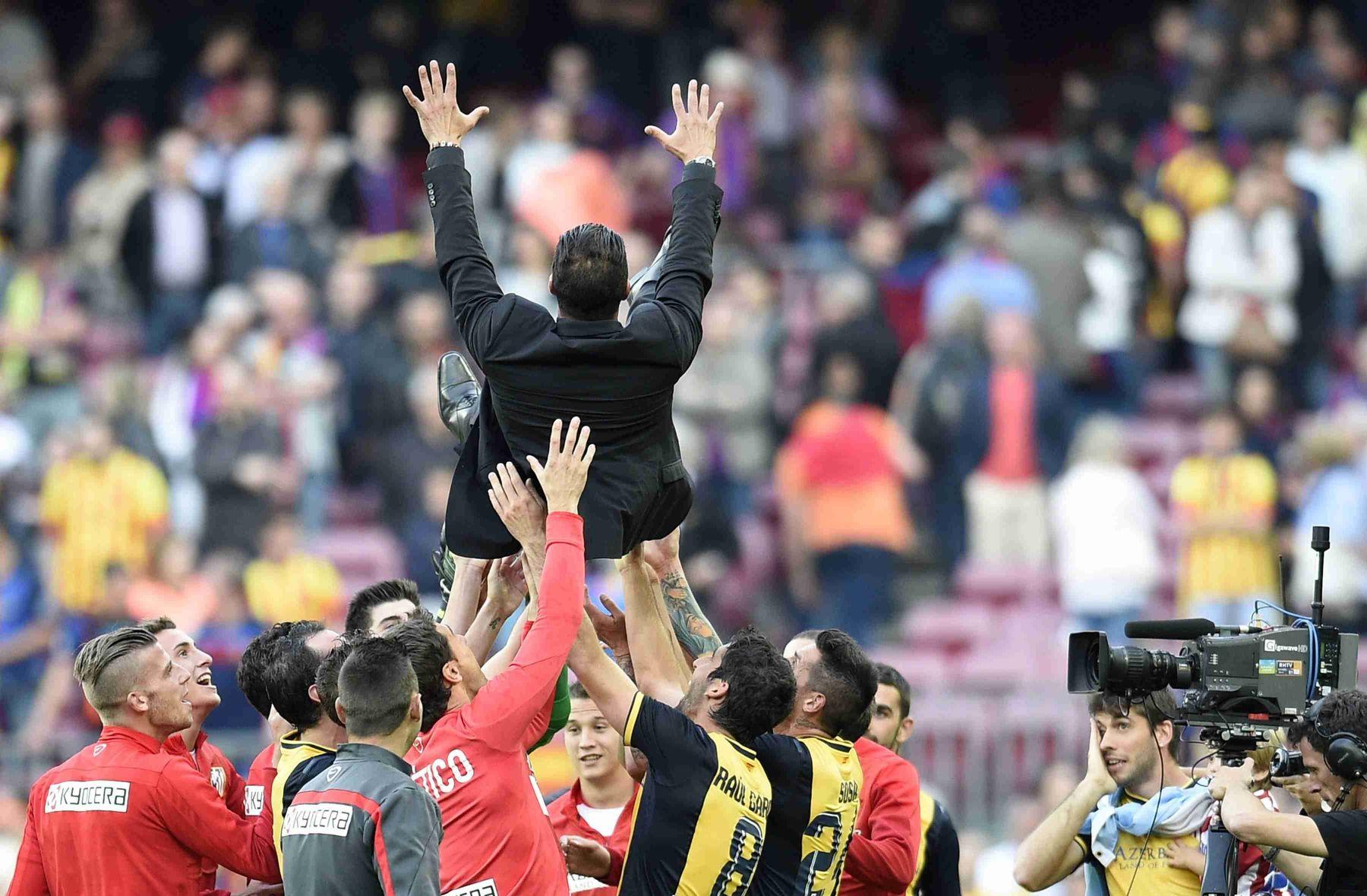 Атлетико рвался к чемпионству, но забуксовал. За последние четверть века лишь 3 команды отнимали чемпионский титул у Барсы и Реала - изображение 3