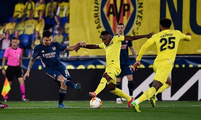 ЛЕ. Вильярреал - Арсенал 2:1. Первый раунд за Эмери