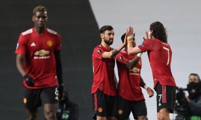Лига Европы. Манчестер Юнайтед - Рома 6:2. Хорошо, что не 7:1