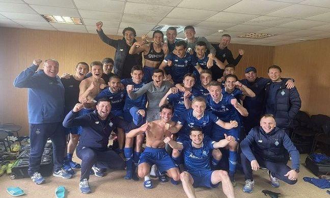 Суркис - игрокам молодежки Динамо: Перед вами открыты все возможности, чтобы оставить яркий след в истории клуба