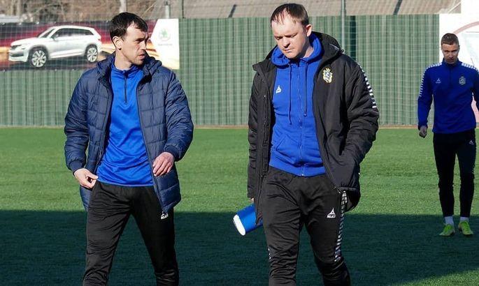 Годин подал в отставку с поста главного тренера Кремня