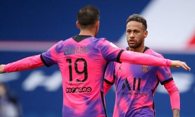 Лига 1. ПСЖ – Ланс 2:1. Париж вернулся на вершину как минимум до матча Лилля