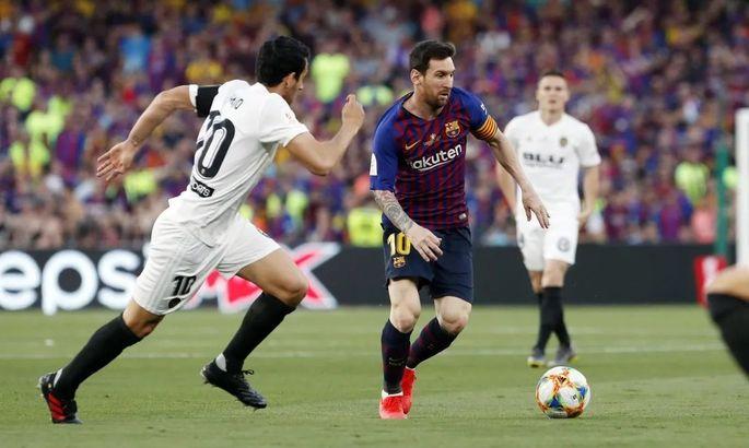 Валенсия - Барселона. Анонс и прогноз матча Примеры на 2 мая