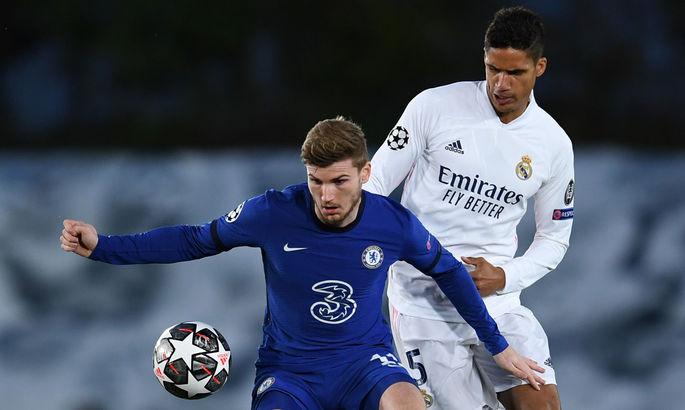 Основной защитник мадридского Реала пропустит ответный матч ½ финала ЛЧ с лондонским Челси