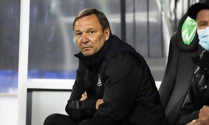 Олимпик уволил Калитвинцева