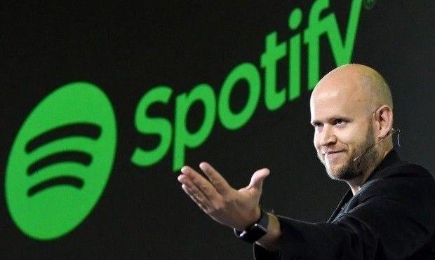 Владелец Spotify лично связался с президентом Арсенала