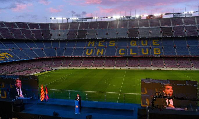 Президент Барселоны: Если мы выиграем в оставшихся матчах, то возьмем золото – я верю в команду