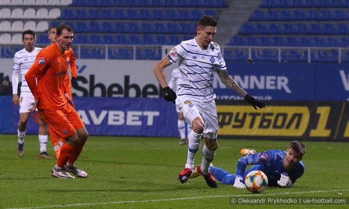 КУ. Мариуполь - Динамо 1:2. Во втором тайме чуть поиграли в футбол