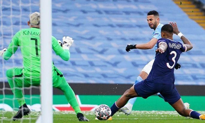 Манчестер Сіті - ПСЖ 2:0. Відео голів і огляд матчу