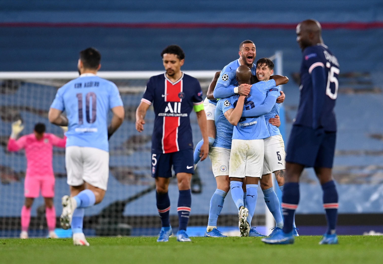 Манчестер Сити - ПСЖ 2:0. Идеальный футбол и первый финал Лиги чемпионов в истории Сити - изображение 1