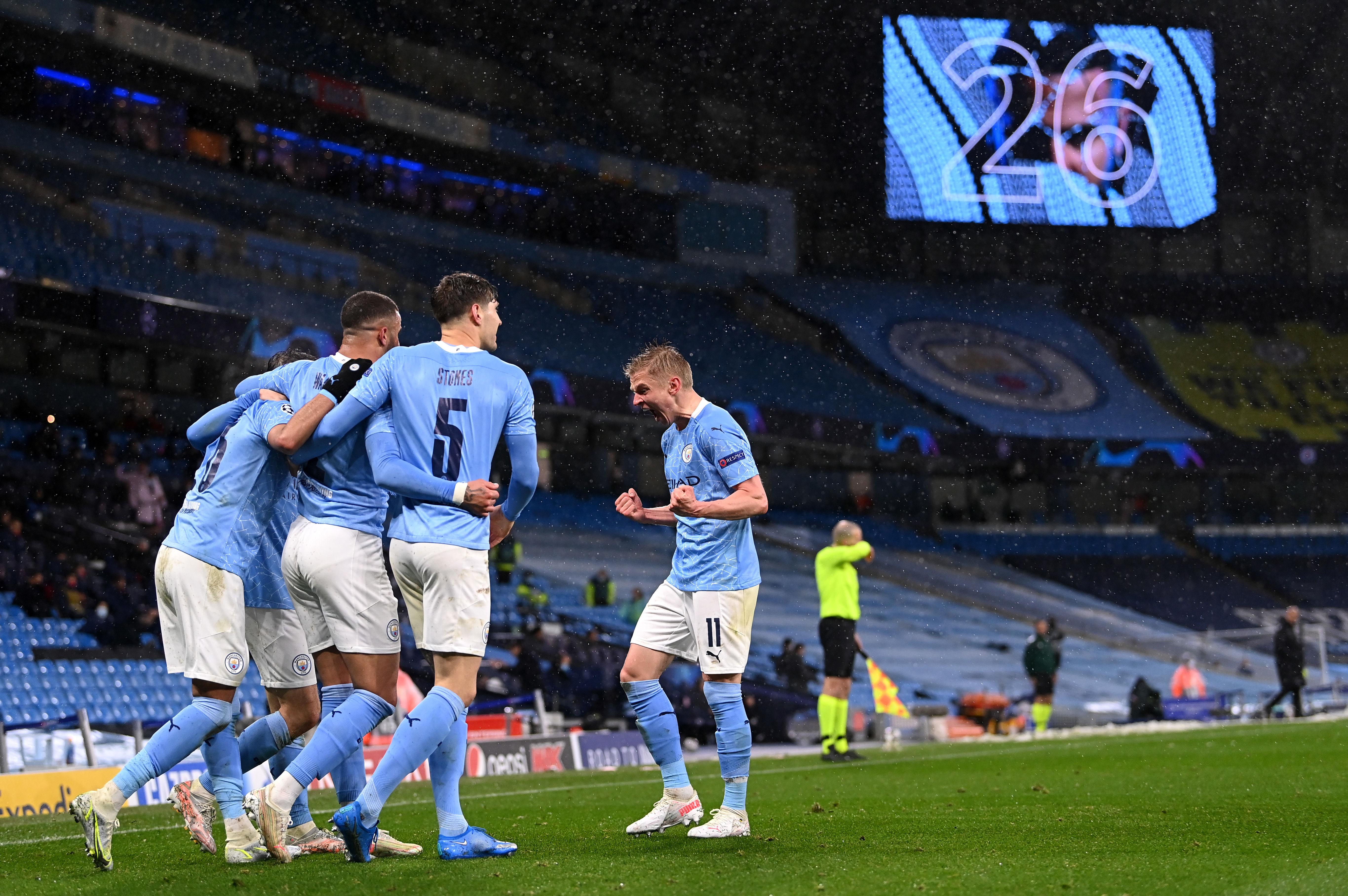 Манчестер Сити - ПСЖ 2:0. Идеальный футбол и первый финал Лиги чемпионов в истории Сити - изображение 3