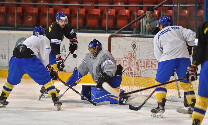 Сім хокеїстів Донбасу не приїхали в збірну України