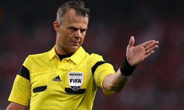 УЕФА отреагировал на жалобы игроков ПСЖ по поводу арбитра Бьорна Кюйперса