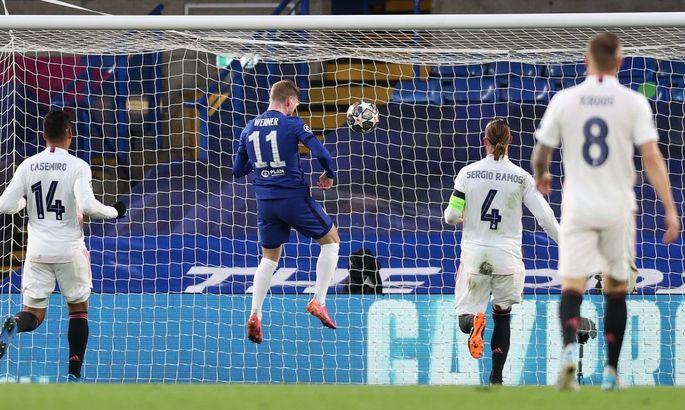 Лига Чемпионов. Челси –Реал 2:0. Английскому финалу быть
