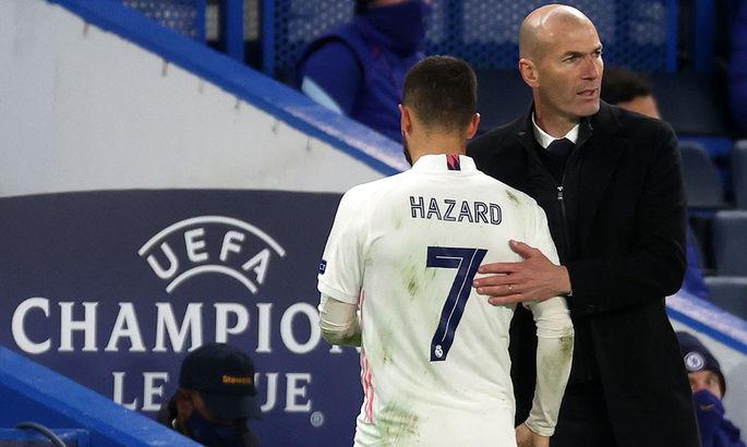 Журналист El Chiringuito – об Азаре: Эден выставлен на трансфер, однако Реалу будет непросто его продать