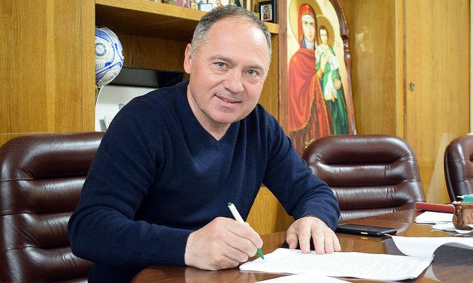 Косовський продовжив контракт з Ворсклою