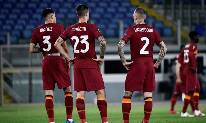 Рома – Манчестер Юнайтед 3:2. Видео голов и обзор матча