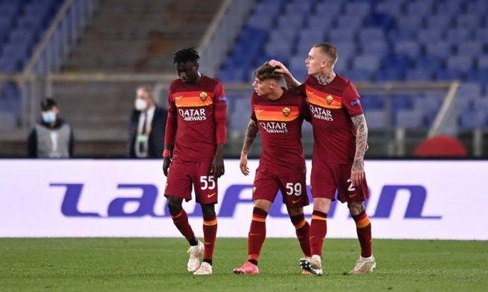 ЛЕ. Рома - Манчестер Юнайтед 3:2. Спасибо за зрелище!