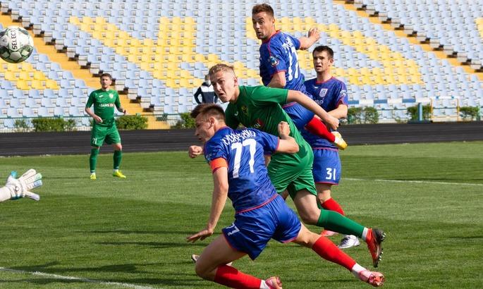 Первая лига. Николаев упускает заслуженную победу над Черноморцем (1:1)