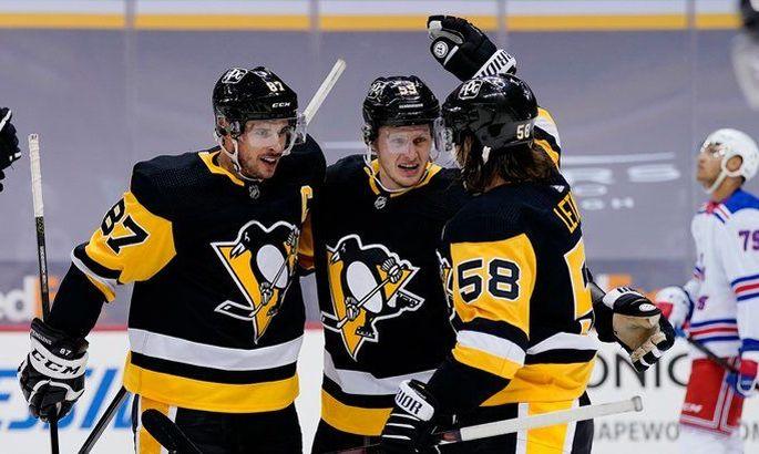 НХЛ: Питтсбург разбил Баффало, успехи Бостона и Ванкувера