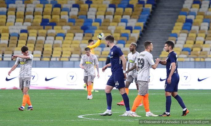 СМИ: В организации матча Минай - Шахтер фигурируют 4 человека
