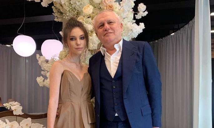 Яна Суркис: За последние 10 лет предложений о продаже Динамо папе не поступало
