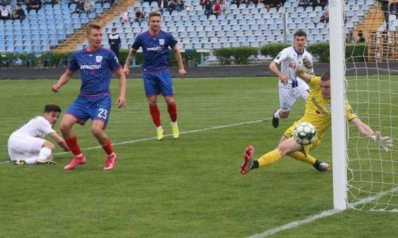 Одесситы едва успели отыграться. Николаев - Черноморец 1:1. Видео голов и обзор матча