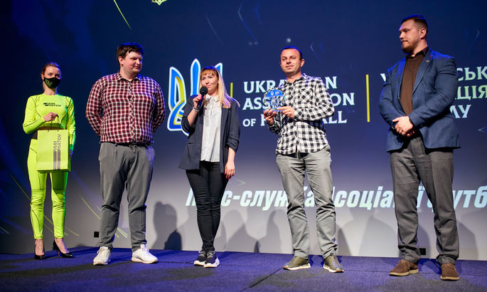 АСЖУ наградила лучшие спортивные медиа Украины 2020