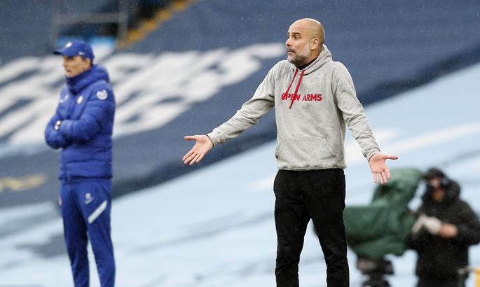 АПЛ. Манчестер Сити - Челси 1:2. Где двое, там и третий?