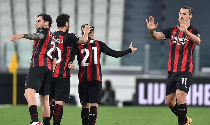 Серия А. Ювентус - Милан 0:3. Туринская крепость пала. Империя за ней?