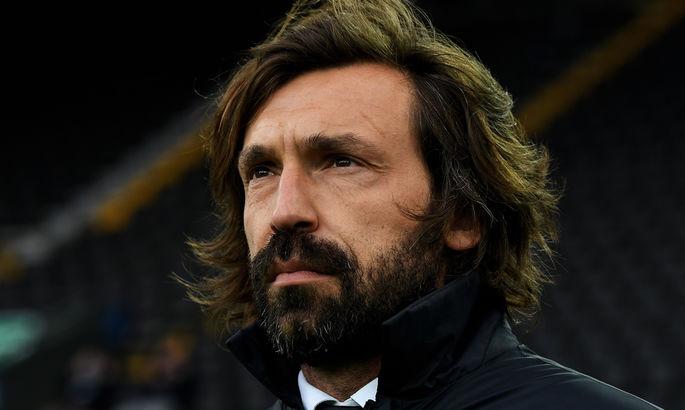 """""""Я думал, у меня будет другой состав"""". Пирло высказался о своем будущем в Юве после 0:3 от Милана"""