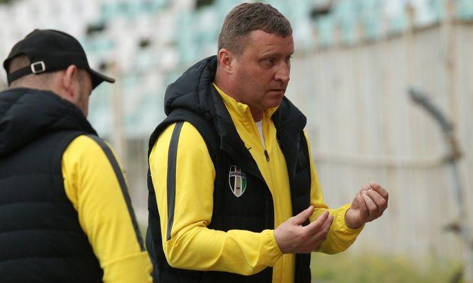 Александрию может принять тренер юношеской команды U-19