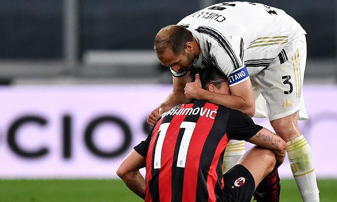 Піолі підтвердив: стало відомо, скільки матчів Мілана може пропустити Златан Ібрагімович