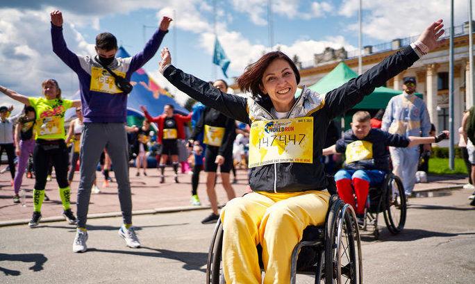 Всесвітній забіг Wings for Life World Run: понад 180 тисяч учасників і українець в топ-30