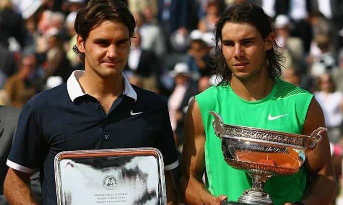 Однажды Надаль учинил Федереру самое сокрушительное поражение в карьере. ВИДЕО