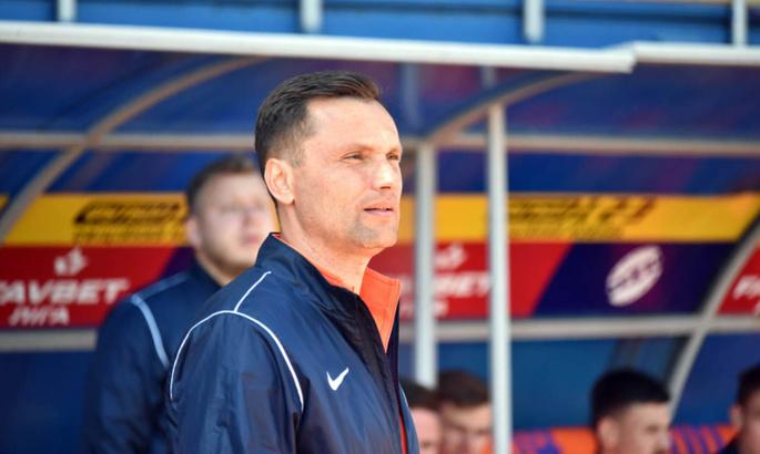 Главный тренер Мариуполя продлил контракт с клубом