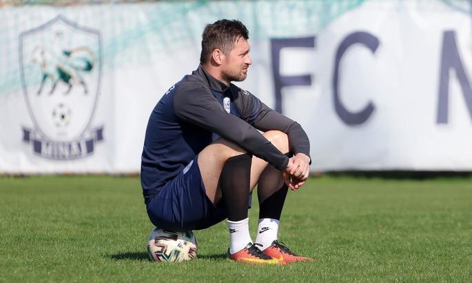 Мілевський залишить Минай і може завершити кар'єру