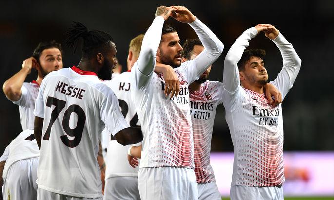 Серия А. Ассист Малиновского, 7:0 Милана, статус-кво в борьбе за Топ-4