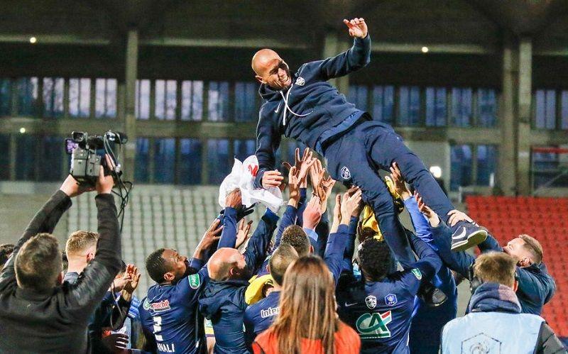 Клуб из 4-го дивизиона сыграет в полуфинале Кубка Франции. За него выступают врачи и электрики - изображение 2