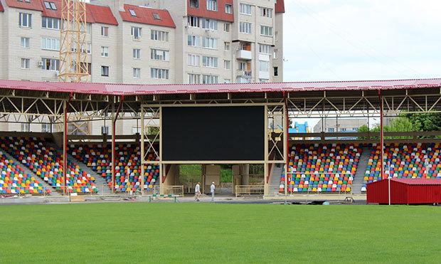 Мэр Тернополя: Билеты на финал Кубка были проданы мгновенно