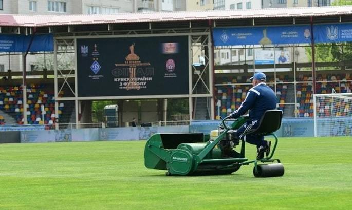 В Тернополе сообщили, сколько было потрачено средств на стадион