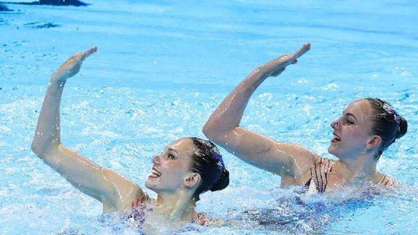Украинские синхронистки завоевали третье серебро на чемпионате Европы