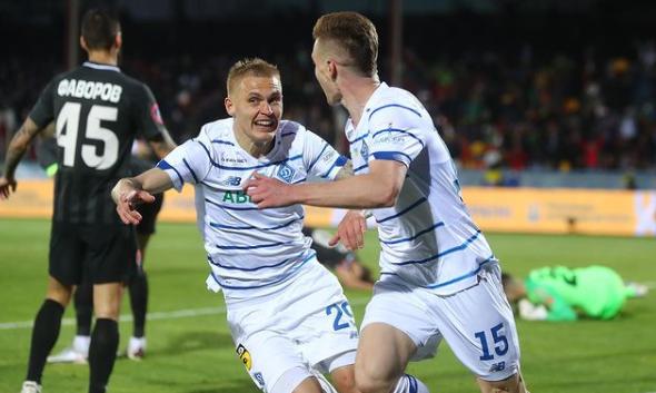 Динамо сравнялось с Шахтером по количеству Кубков Украины